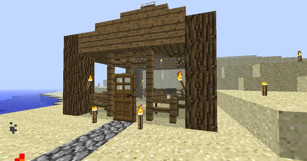 Spawn Hut